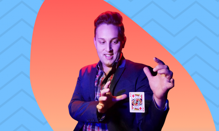 A Day in the Life With Professional Magician, Ben Nemzer