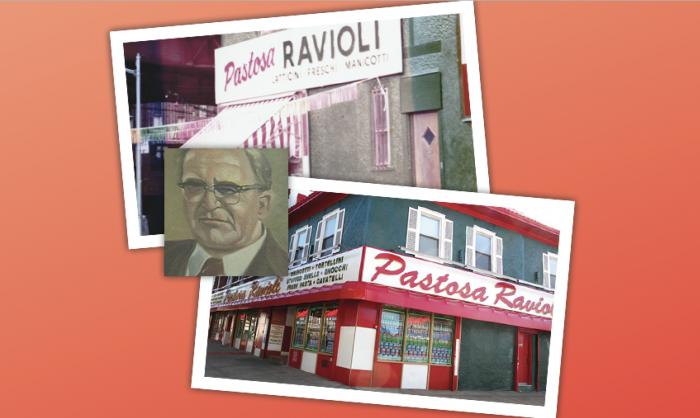 This Italian Shop Has 3 Generations of Ravioli Goodness