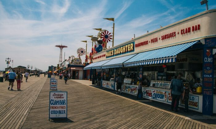 A Brief History of Coney Island and How It Was Once America's Greatest Beach Resort