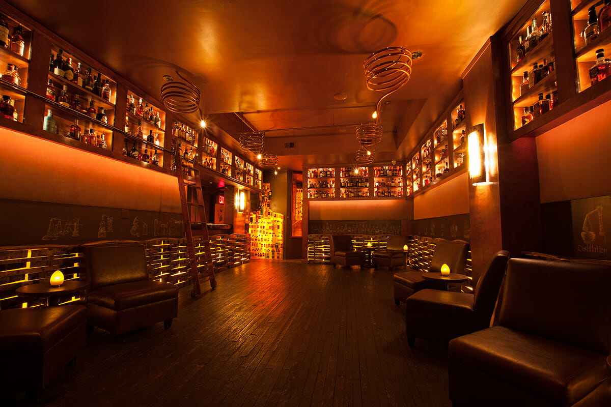 Win a Private Whiskey Tasting for You and 6 Friends at Brandy Library!