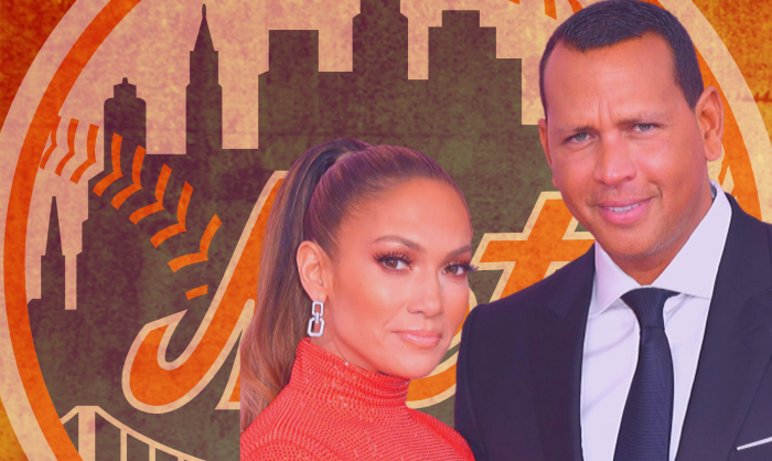 Are A-Rod and J-Lo Trying to Buy the Mets?