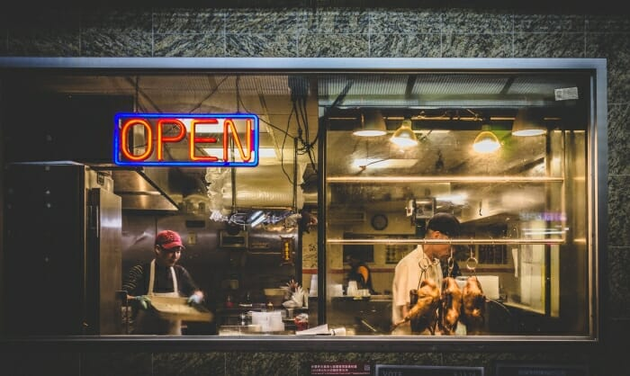 Helping NYC's Restaurants Takes More Than Sharing on Instagram, It Involves Building Them One First