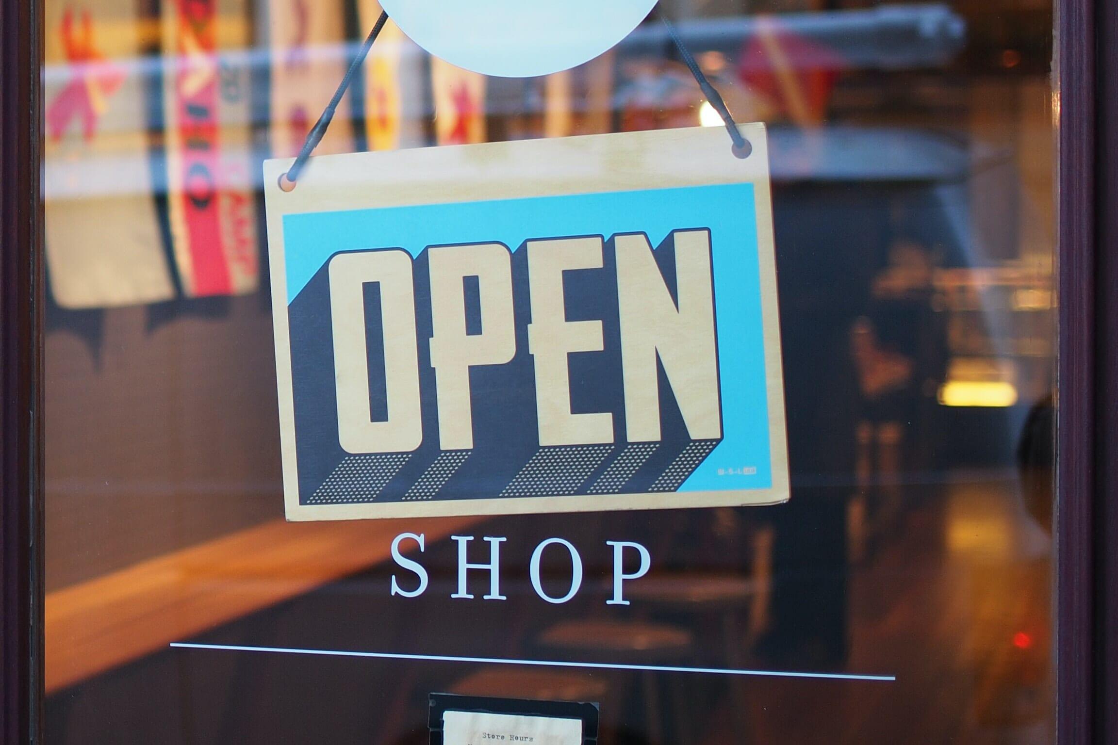 small business open during coronavirus