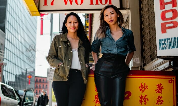 How Two Millennials Used an Instagram Story to Save Chinatown