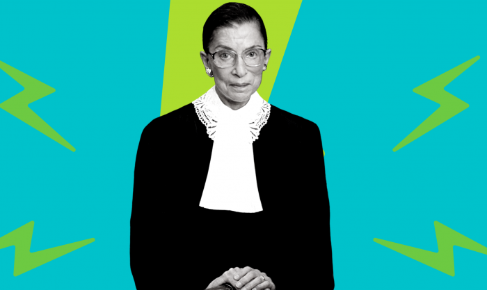 The Death of Justice Ruth Bader Ginsberg is The Icing On Top Of The Undercooked-$1-Store Cake That is This Year
