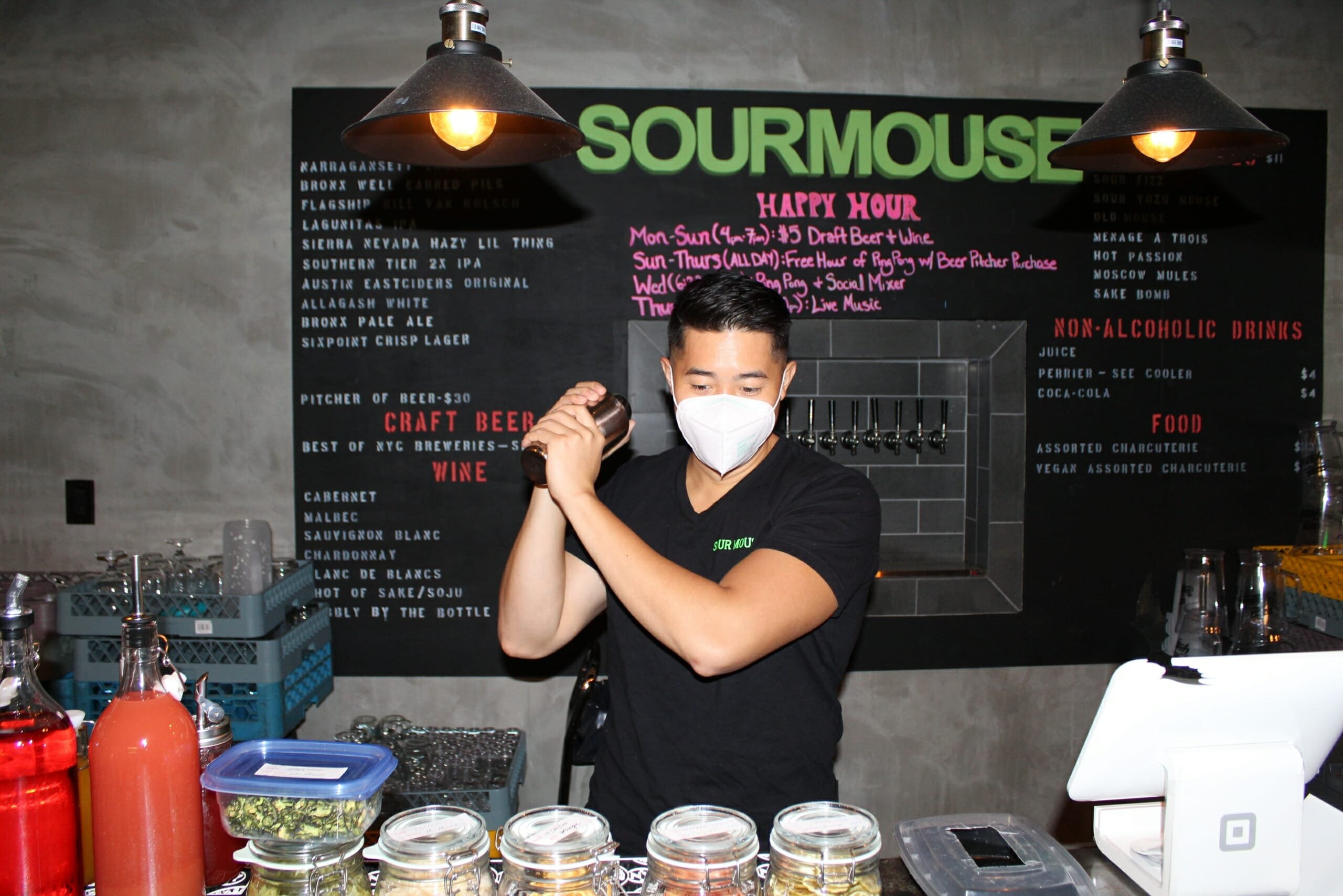 SOUR MOUSE LES NYC Aaron Ho