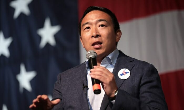Wanna Meet Andrew Yang?